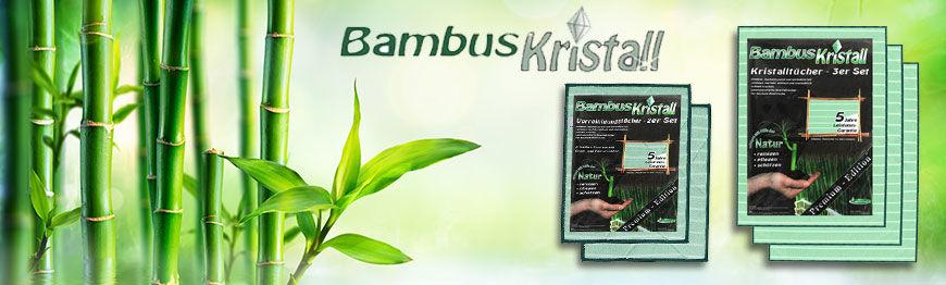 Bamboe doeken