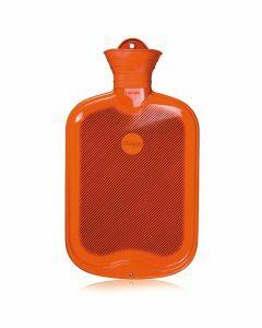 Warmwaterkruik-oranje