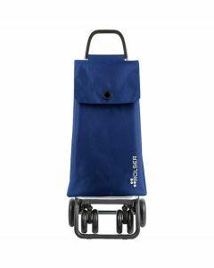rolser-boodschappenwagen-akanto-met-roterende-voorwielen-blauw
