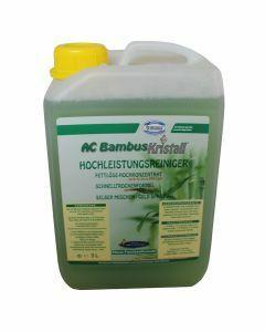 Bambus Kristall high performance reiniger 2,5 liter