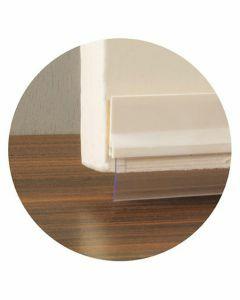Deurstrip-deur-PVC-transparant
