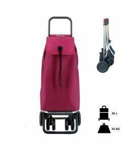Rolser-4-wielen-ona-roze