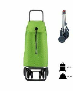 Rolser-boodschappentrolley-ona-groen
