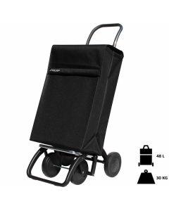trolley-rolser-4-wielen-zwart