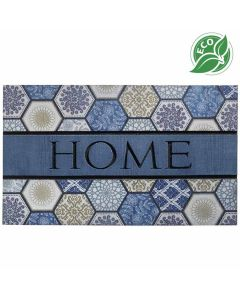 eco-master-deurmat-home-blue-tiles