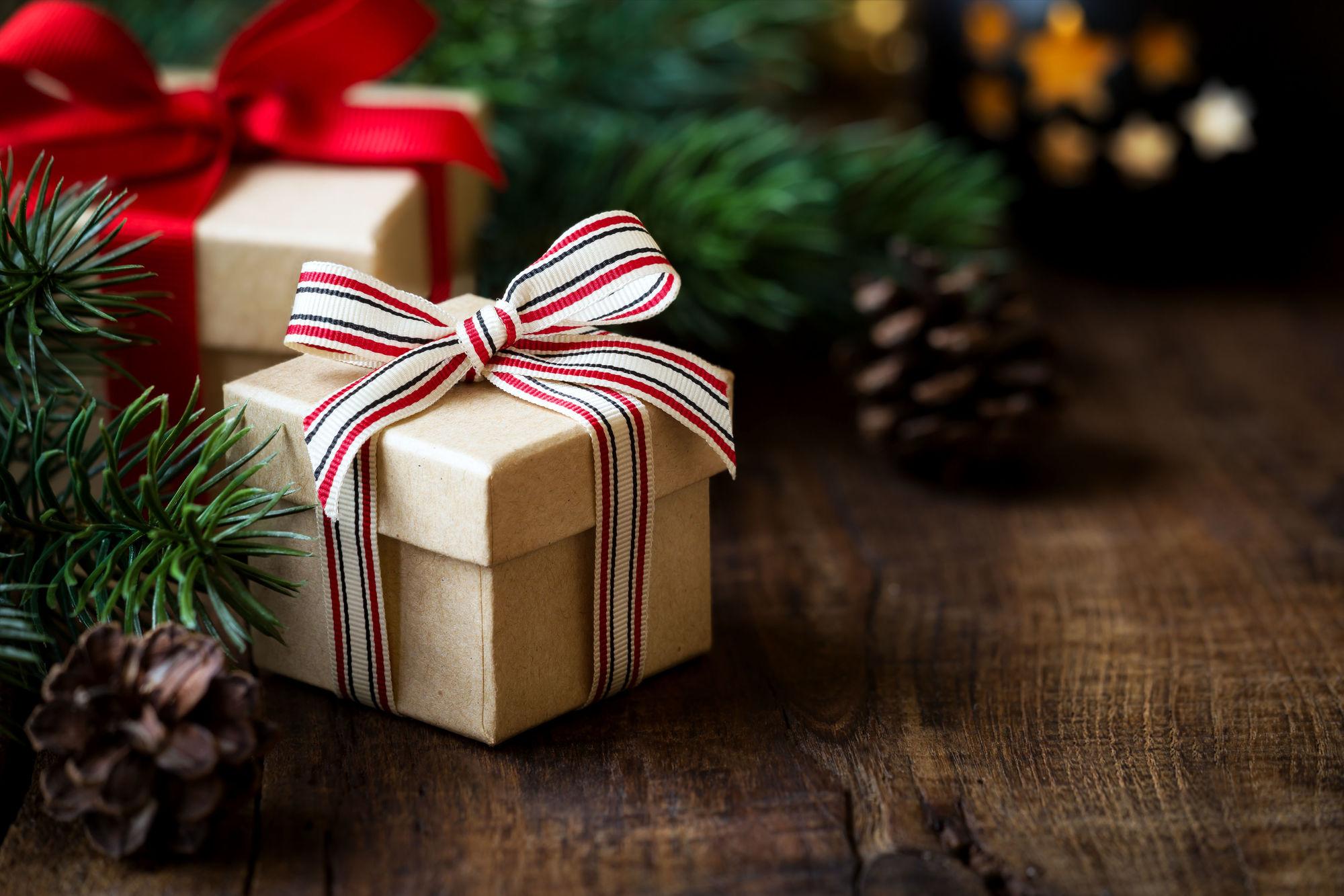 Originele kerstcadeaus: 5 tips!