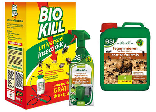 BioKill: de nummer 1 insecticide!